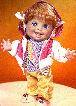 Photo Album Of Baby Face Dolls And More